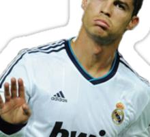 Cristiano Calma Calma !  Sticker