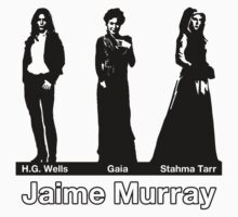 Jaime Murray characters - Warehouse 13, Spartacus, Defiance by 324B21