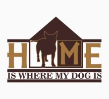 Home is where my dog is by nektarinchen