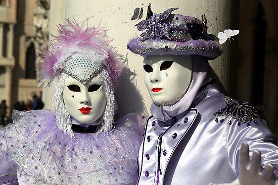 Venice Carnival 3 by annalisa bianchetti
