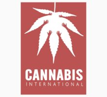 Cannabis International tee by Jamifin