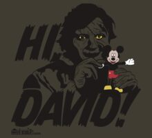 Hi, David! by moseisly