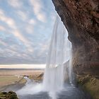 Seljalandsfoss by Christopher Cullen