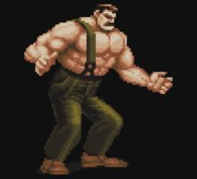 Mike Haggar - Final Fight by 3coo