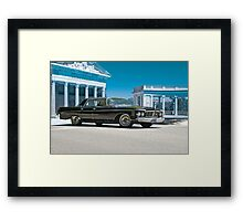 1963 Chrysler Imperial Framed Print