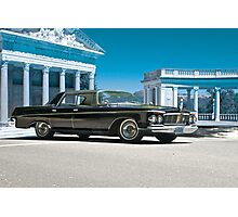 1963 Chrysler Imperial Photographic Print