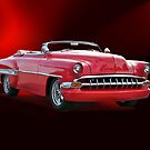 1954 Chevrolet Custom Convertible by DaveKoontz