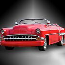 1954 Chevrolet 'Cherry Bomb' Custom Convertible by DaveKoontz