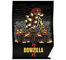 BOWZILLA Poster