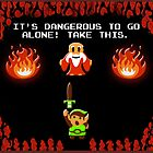 Zelda - It's Dangerous by likelikes