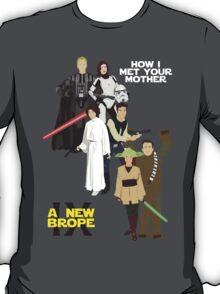 A New Bro-pe T-Shirt