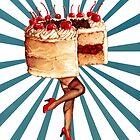 Cake Walk by Kelly  Gilleran