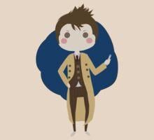 10th Doctor chibi by Aeyrik