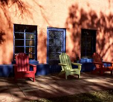 Sit Back and Relax by Lucinda Walter