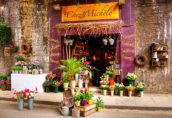 Chez Michele by Elana Bailey