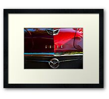5045_ 1956 Buick Road Master Framed Print