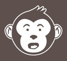 Surprised Monkey by Arian-Arben