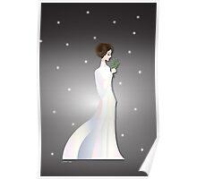 Aries - Princess Leia  Poster