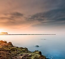 Baltic Sea - Sunset by MS-Photographie