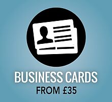 Business Cards From £35 by Printpal London by marisakent