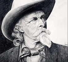 Bill Cody by WorkofArtStudio