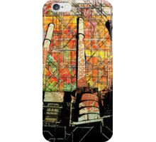 Pipes of the Industry iPhone Case/Skin