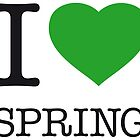 I ♥ SPRING by eyesblau