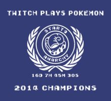 Twitch Plays Pokemon Champions Helix by JM92