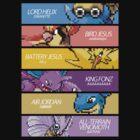 Twitch Plays Pokemon - The Team (with Text) by Strangetalk