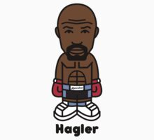 Marvin Hagler by JamesShannon