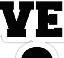 Game Over Skull & Crossbones Sticker