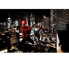 Dynamic Duo Photographic Print