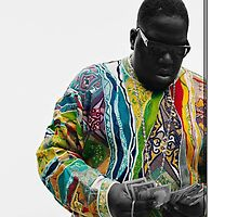 Iphone Case: The Notorious B.I.G. by TimVD