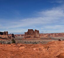 Arches National Park by Rene Rivers
