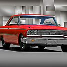 1963 Ford Galaxy 427 cu. in. by DaveKoontz