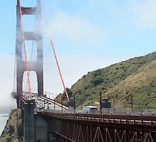 Golden Gate Bridge by e1isabeth