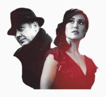 The Blacklist - Red&Lizz by Duha Abdel.