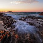 North Rock, Currumbin by McguiganVisuals
