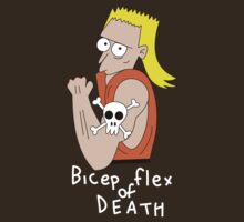 Bicep Flex of Death by ChrisButler