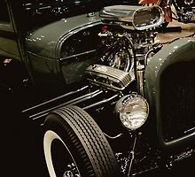 Little Deuce Coupe by Joe McTamney