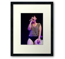 The Julie Ruin 3 Framed Print
