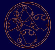 Wibbly Wobbly Timey Wimey - Gallifreyan by brightestwitch