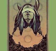 Now You See Me Tarot Card by lmentary