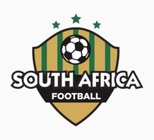 South Africa Football / Soccer by artpolitic