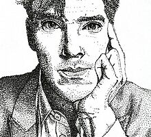 Benedict Cumberbatch - The Man out of Time by khitkhat