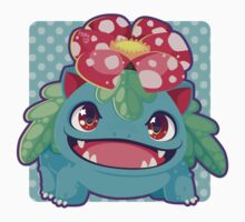 Venusaur by cutegalaxy