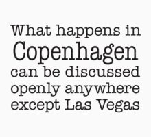 What Happens In Copenhagen by Location Tees