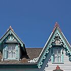 Victorian Windows by cclaude