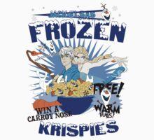 Frozen Krispies Kids Clothes