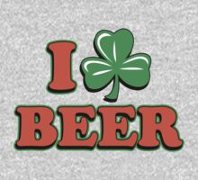 i shamrock beer by mamacu